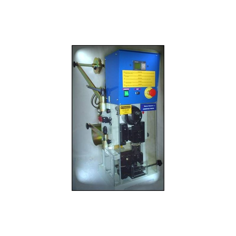 Gamma T20 Crimping Machine Cable Prep