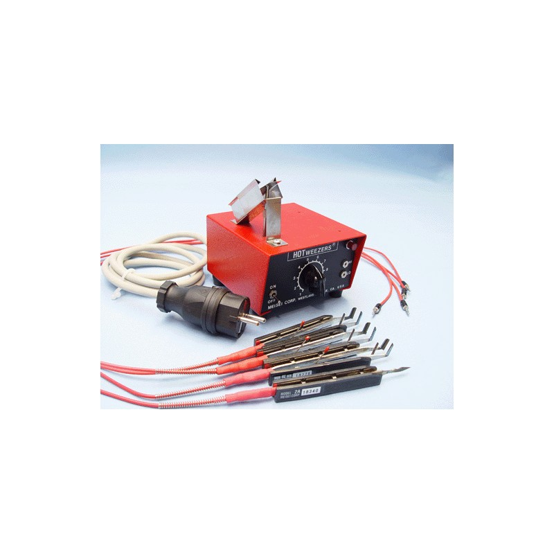 HOTweezers® Thermal Wire Strippers: - Cable Prep