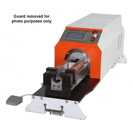 KS - W701 Semi - Automatic Rotary Cable Stripping Machine: