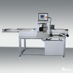 Shrinkable tube cutting machine SSM800
