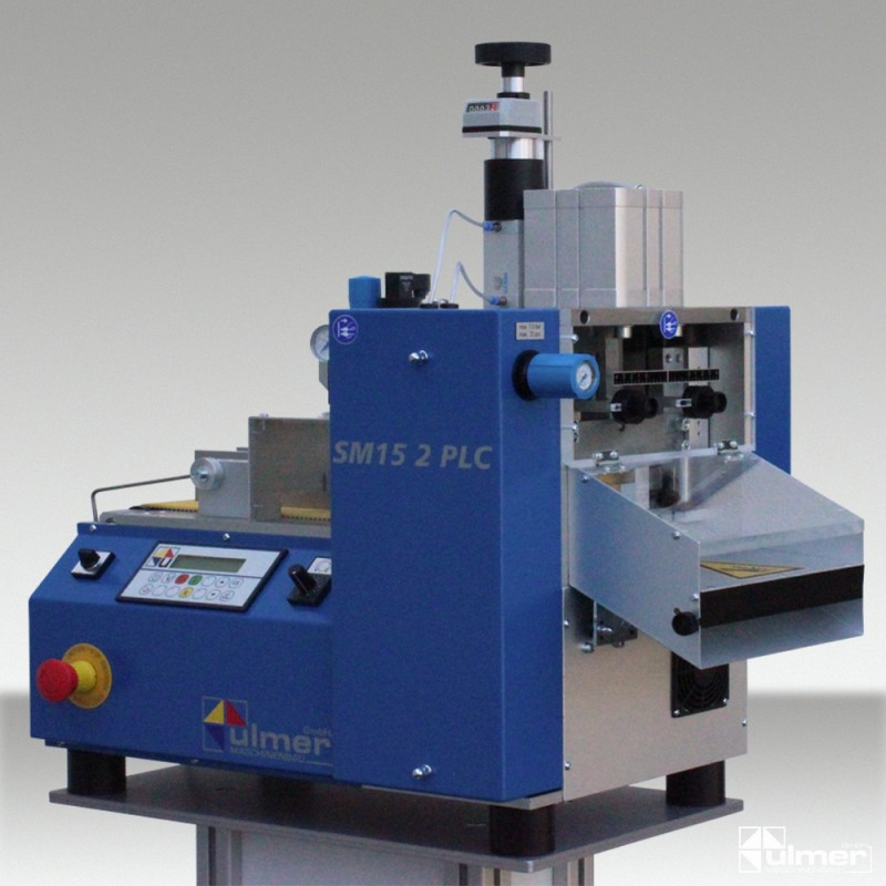 Universal Cutting Machine Sm15 2plc Cable Prep